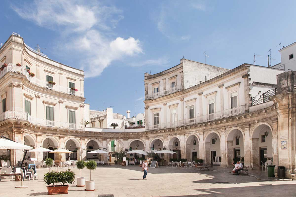 Ottolire Resort - MARTINA FRANCA